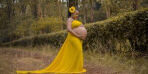 Pregnancy Fashion in Kenya