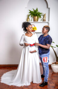 Modern Maternity Photography Kenya