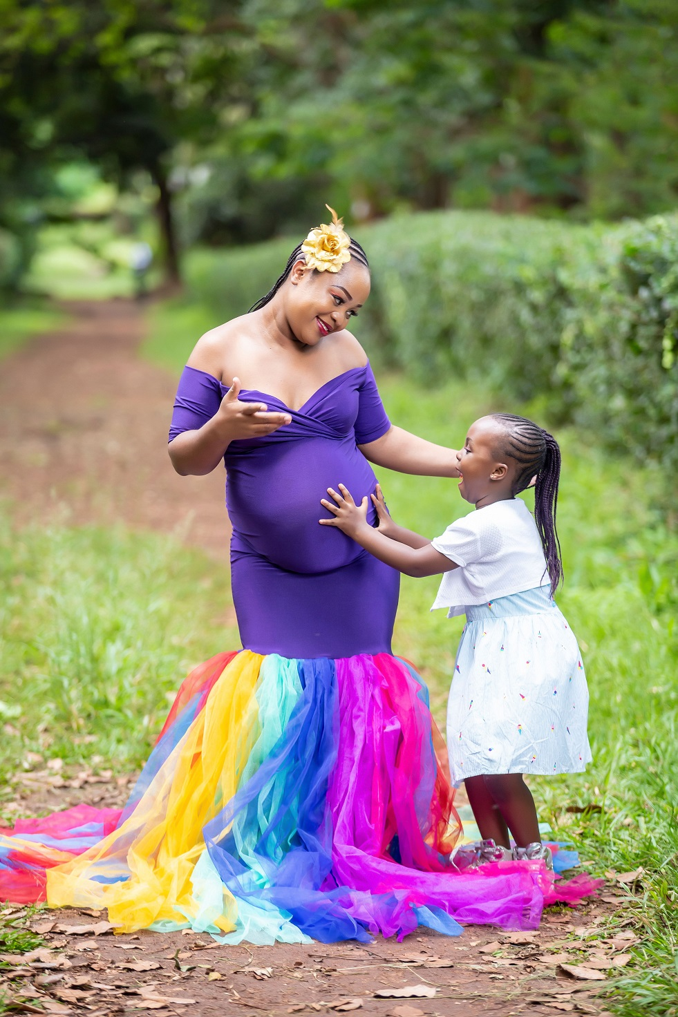 Best Family Photographers Nairobi . Photographing mothers-to-be