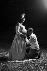 Nairobi Pregnancy Photoshoot Session